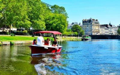 Nouveau à Rennes: les petits bateaux!